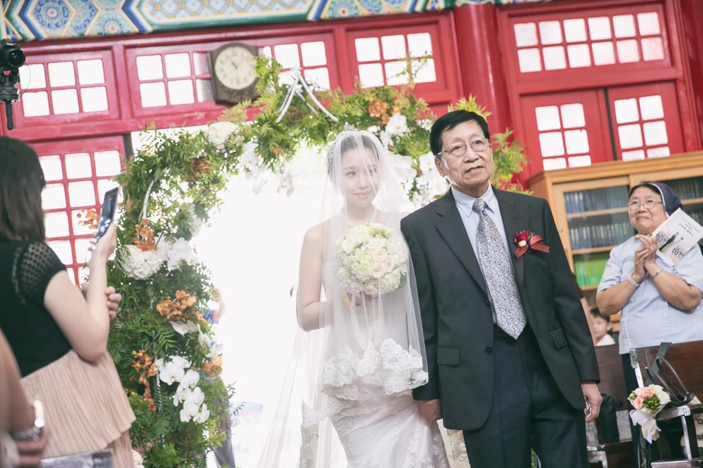 02 台南晶英 迎娶證婚晚宴030