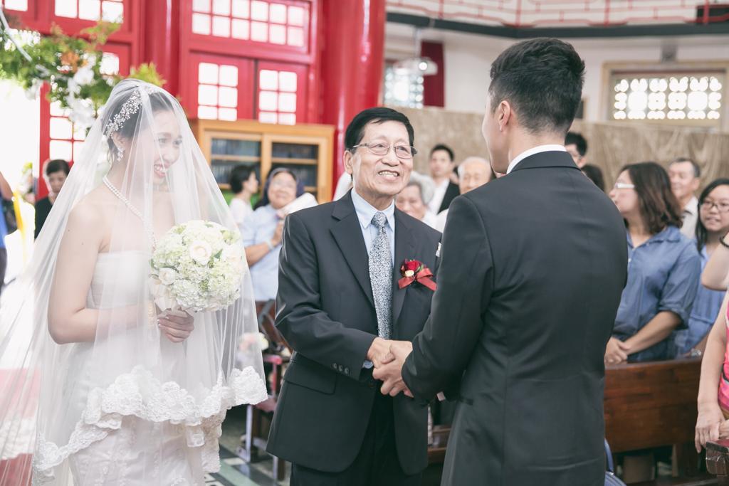 02 台南晶英 迎娶證婚晚宴032