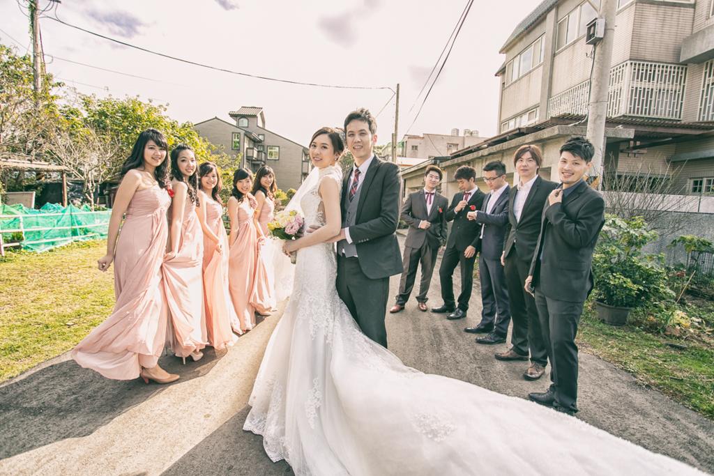 07 桃園自宅 迎娶儀式125
