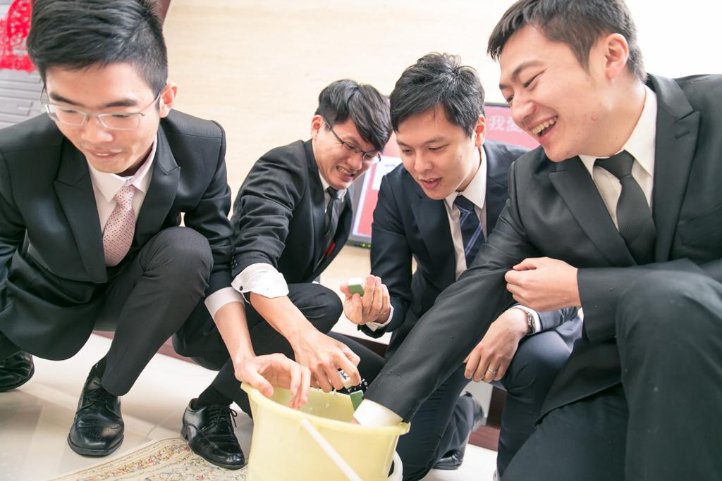 14 高雄國賓 迎娶午宴033